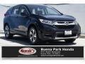 2018 Crystal Black Pearl Honda CR-V LX #134461122