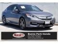 Modern Steel Metallic 2016 Honda Accord Sport Sedan