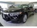 Crystal Black Pearl 2019 Honda Accord Sport Sedan