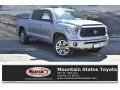 2019 Silver Sky Metallic Toyota Tundra Platinum CrewMax 4x4  photo #1