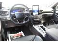 Ebony Interior Photo for 2020 Ford Explorer #134489714