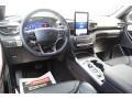 Ebony Interior Photo for 2020 Ford Explorer #134489714