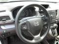 2014 White Diamond Pearl Honda CR-V EX AWD  photo #14