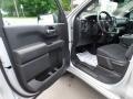 2019 Silver Ice Metallic Chevrolet Silverado 1500 Custom Double Cab 4WD  photo #15