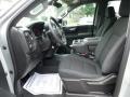 2019 Silver Ice Metallic Chevrolet Silverado 1500 Custom Double Cab 4WD  photo #18