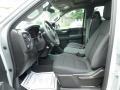 2019 Silver Ice Metallic Chevrolet Silverado 1500 Custom Double Cab 4WD  photo #19