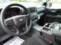 2019 Silver Ice Metallic Chevrolet Silverado 1500 Custom Double Cab 4WD  photo #20