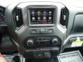2019 Silver Ice Metallic Chevrolet Silverado 1500 Custom Double Cab 4WD  photo #26