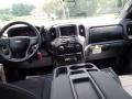 2019 Silver Ice Metallic Chevrolet Silverado 1500 Custom Double Cab 4WD  photo #34