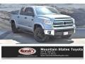 2016 Silver Sky Metallic Toyota Tundra SR5 CrewMax 4x4 #134486494