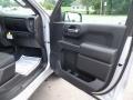 2019 Silver Ice Metallic Chevrolet Silverado 1500 Custom Double Cab 4WD  photo #41