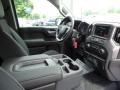 2019 Silver Ice Metallic Chevrolet Silverado 1500 Custom Double Cab 4WD  photo #43