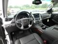 2020 Yukon SLT 4WD Jet Black Interior