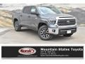 2019 Magnetic Gray Metallic Toyota Tundra TRD Off Road CrewMax 4x4 #134505252
