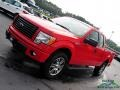 2014 Race Red Ford F150 STX SuperCab 4x4  photo #28
