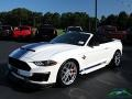 2019 Oxford White Ford Mustang Shelby Super Snake  photo #9