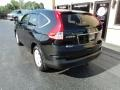 2012 Crystal Black Pearl Honda CR-V EX 4WD  photo #3