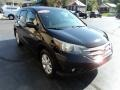 2012 Crystal Black Pearl Honda CR-V EX 4WD  photo #5