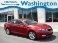 Spicy Red 2012 Kia Optima EX