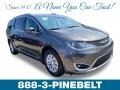 Granite Crystal Metallic 2019 Chrysler Pacifica Touring L