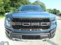 2019 Performance Blue Ford F150 SVT Raptor SuperCrew 4x4  photo #7