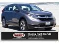 2017 Modern Steel Metallic Honda CR-V LX #134559897