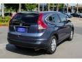 2012 Twilight Blue Metallic Honda CR-V EX-L  photo #7