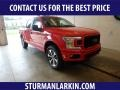 2019 Race Red Ford F150 STX SuperCrew 4x4 #134588818