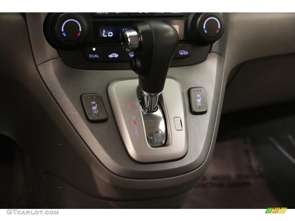 2009 CR-V EX-L 4WD - Taffeta White / Gray photo #10