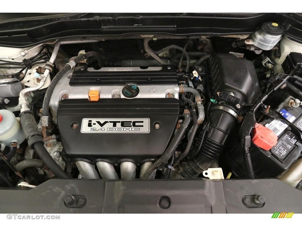 2009 CR-V EX-L 4WD - Taffeta White / Gray photo #18