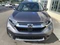 2019 Modern Steel Metallic Honda CR-V EX-L AWD  photo #3