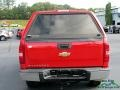 2011 Victory Red Chevrolet Silverado 1500 Regular Cab  photo #5