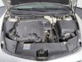 2008 Silverstone Metallic Chevrolet Malibu LS Sedan  photo #7
