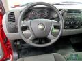 2011 Victory Red Chevrolet Silverado 1500 Regular Cab  photo #12