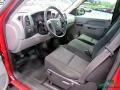 2011 Victory Red Chevrolet Silverado 1500 Regular Cab  photo #20