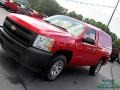 2011 Victory Red Chevrolet Silverado 1500 Regular Cab  photo #21