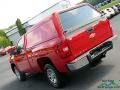 2011 Victory Red Chevrolet Silverado 1500 Regular Cab  photo #24