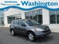 2011 Polished Metal Metallic Honda CR-V LX 4WD #134601983