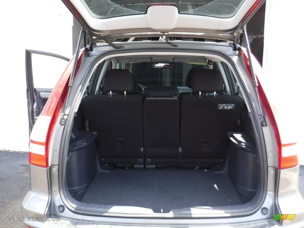2011 CR-V LX 4WD - Polished Metal Metallic / Black photo #19