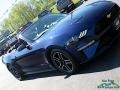2018 Kona Blue Ford Mustang EcoBoost Convertible  photo #32