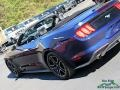 2018 Kona Blue Ford Mustang EcoBoost Convertible  photo #34