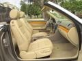 2008 Alpaka Beige Metallic Audi A4 2.0T Cabriolet  photo #27