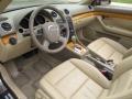 2008 Alpaka Beige Metallic Audi A4 2.0T Cabriolet  photo #34