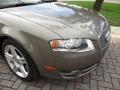 2008 Alpaka Beige Metallic Audi A4 2.0T Cabriolet  photo #64