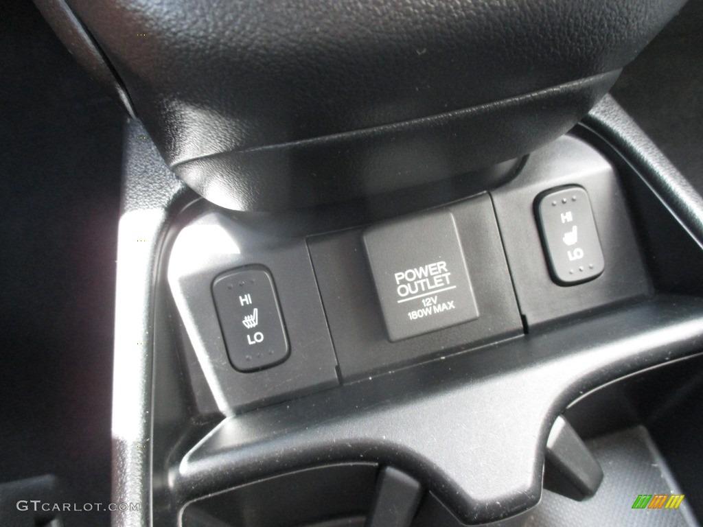 2014 CR-V EX-L AWD - White Diamond Pearl / Black photo #16
