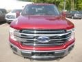 2019 Ruby Red Ford F150 Lariat SuperCrew 4x4  photo #4