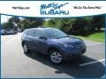 2014 Twilight Blue Metallic Honda CR-V EX AWD  photo #1