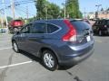 2014 Twilight Blue Metallic Honda CR-V EX AWD  photo #8