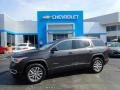 2017 Iridium Metallic GMC Acadia SLE AWD #134641003