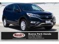 2016 Crystal Black Pearl Honda CR-V EX #134666459